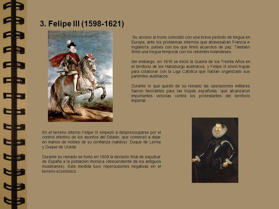 3. Felipe III (1598-1621)