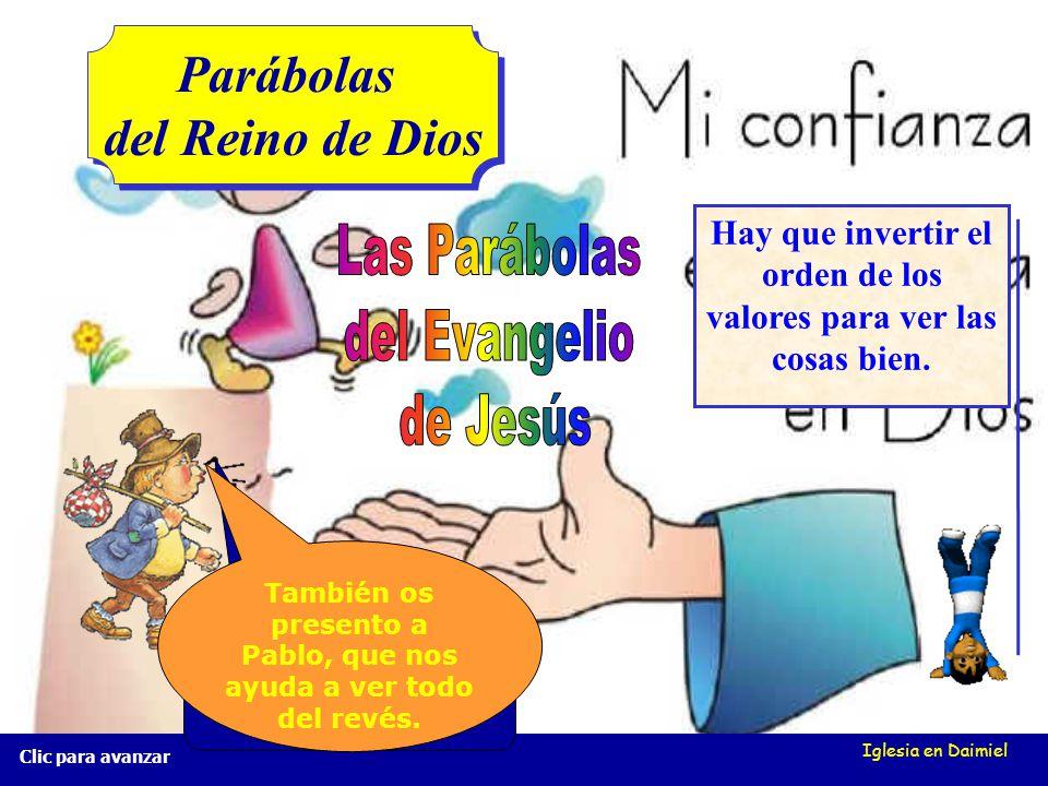 Parábolas del Reino de Dios