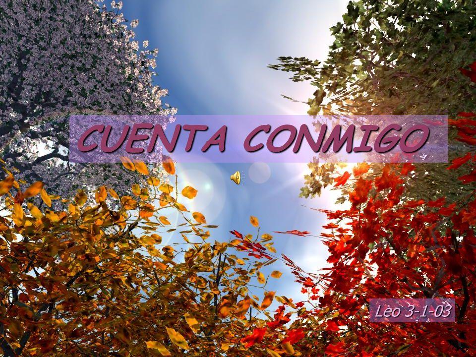 CUENTA CONMIGO Leo 3-1-03