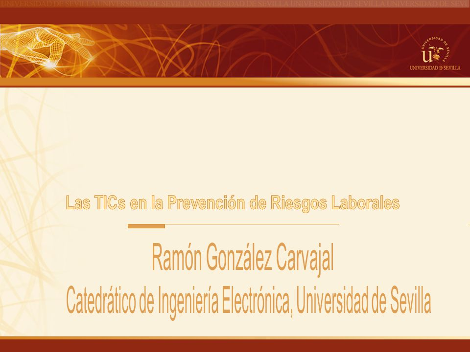 Las TICs en la Prevención de Riesgos Laborales