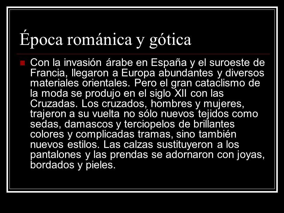 Época románica y gótica