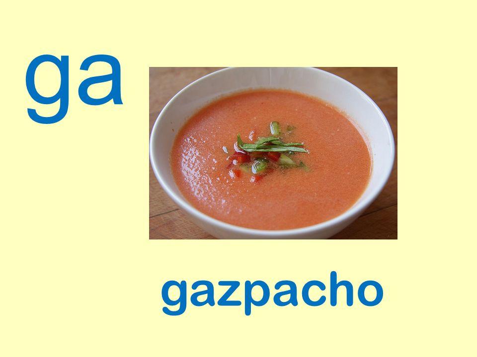 ga gazpacho