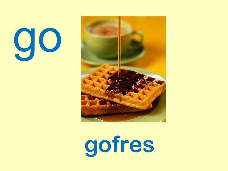 go gofres
