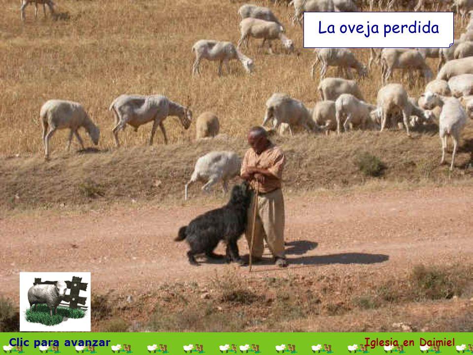 La oveja perdida Clic para avanzar Iglesia en Daimiel