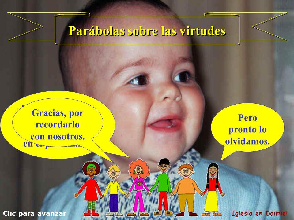 Parábolas sobre las virtudes