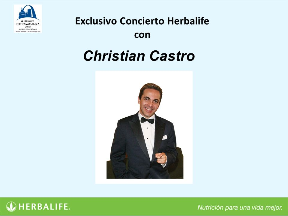 Exclusivo Concierto Herbalife con