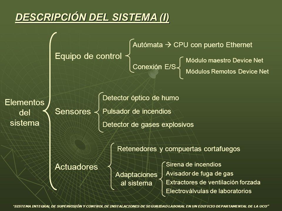 Adaptaciones al sistema