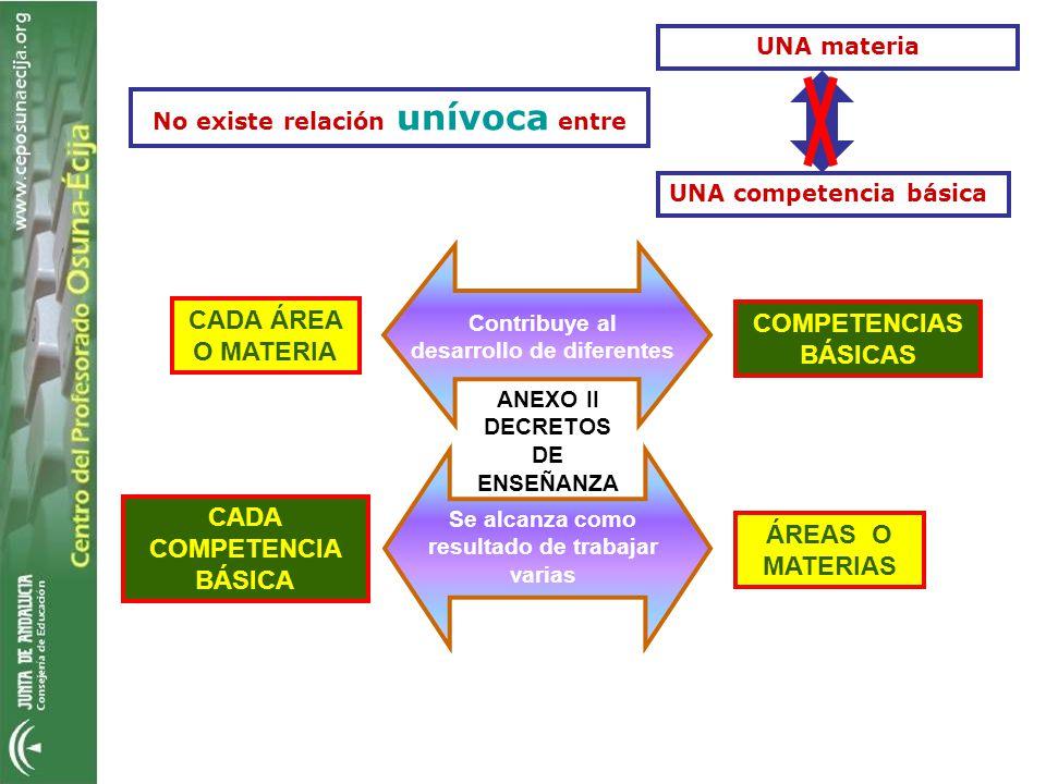 CADA COMPETENCIA BÁSICA