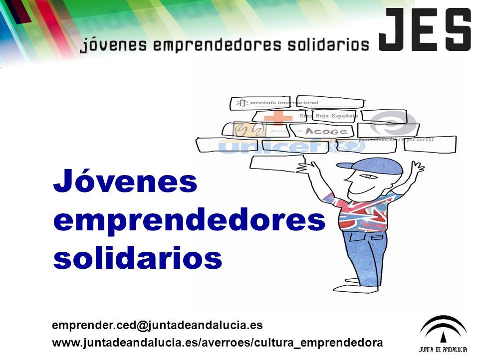 Jóvenes emprendedores solidarios