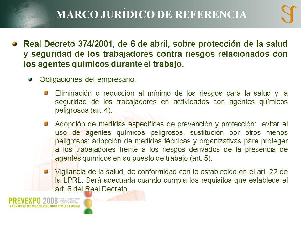 MARCO JURÍDICO DE REFERENCIA