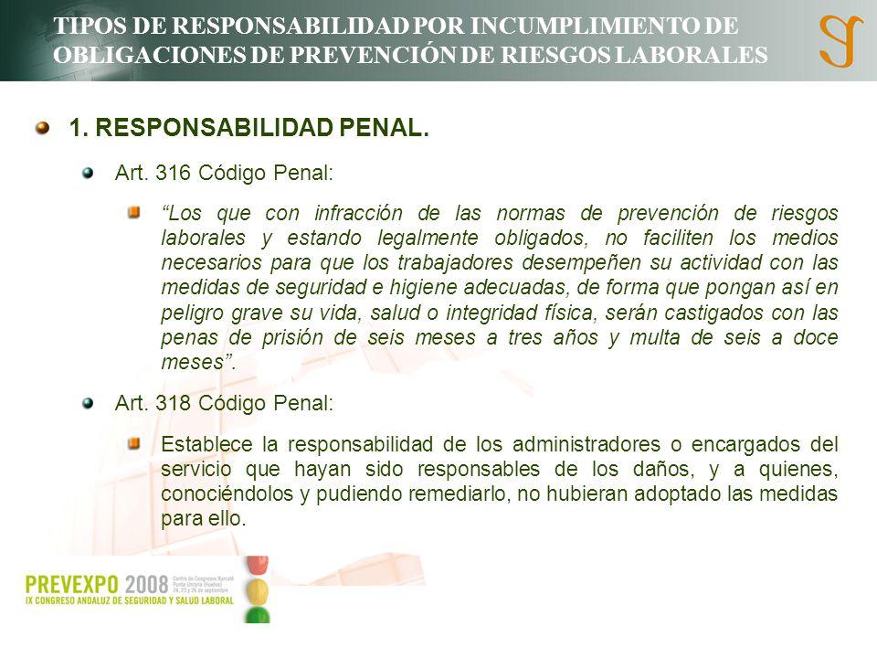 1. RESPONSABILIDAD PENAL.