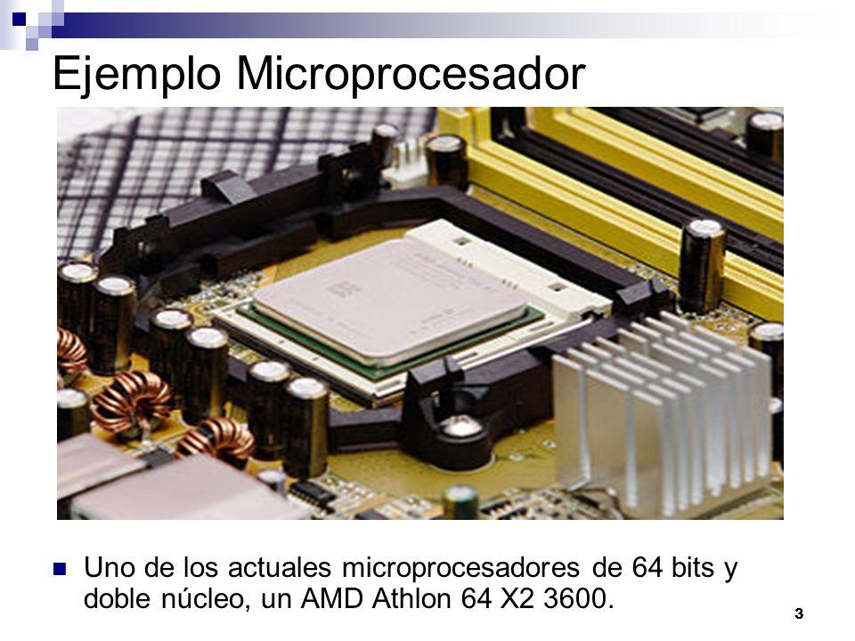 Ejemplo Microprocesador