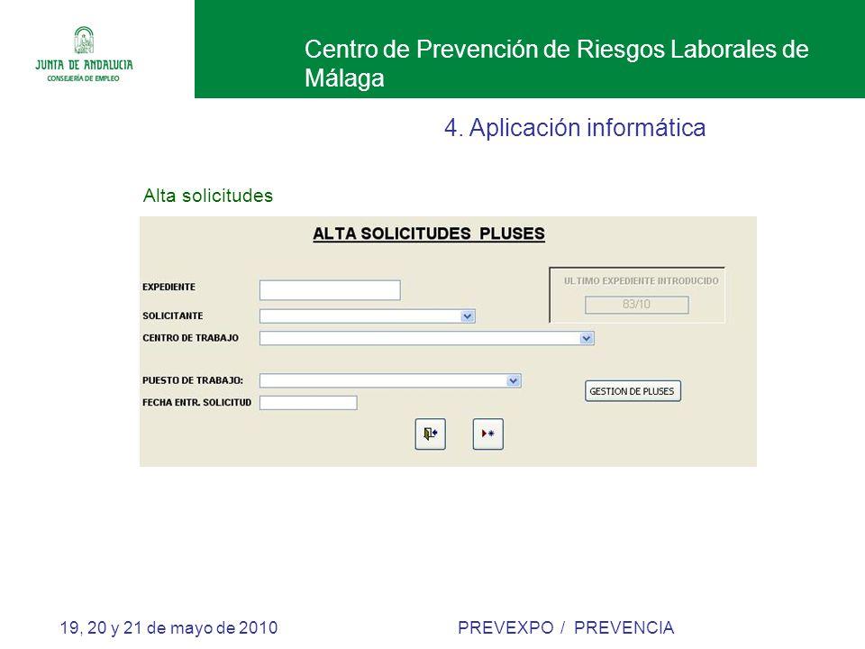 Centro de Prevención de Riesgos Laborales de Málaga