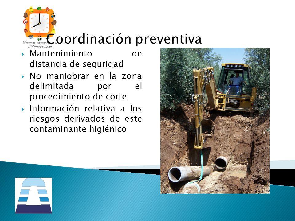 Coordinación preventiva