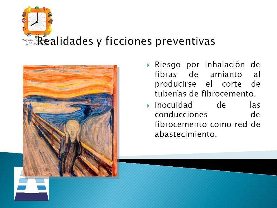 Realidades y ficciones preventivas