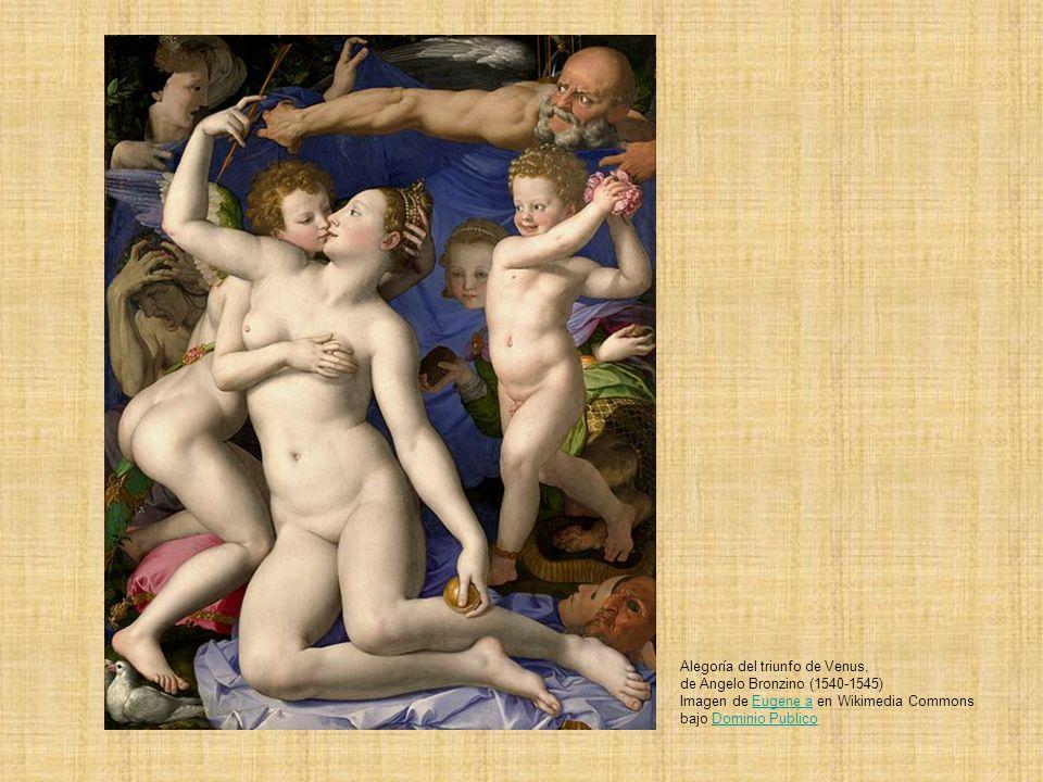 Alegoría del triunfo de Venus,
