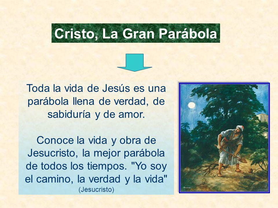Cristo, La Gran Parábola
