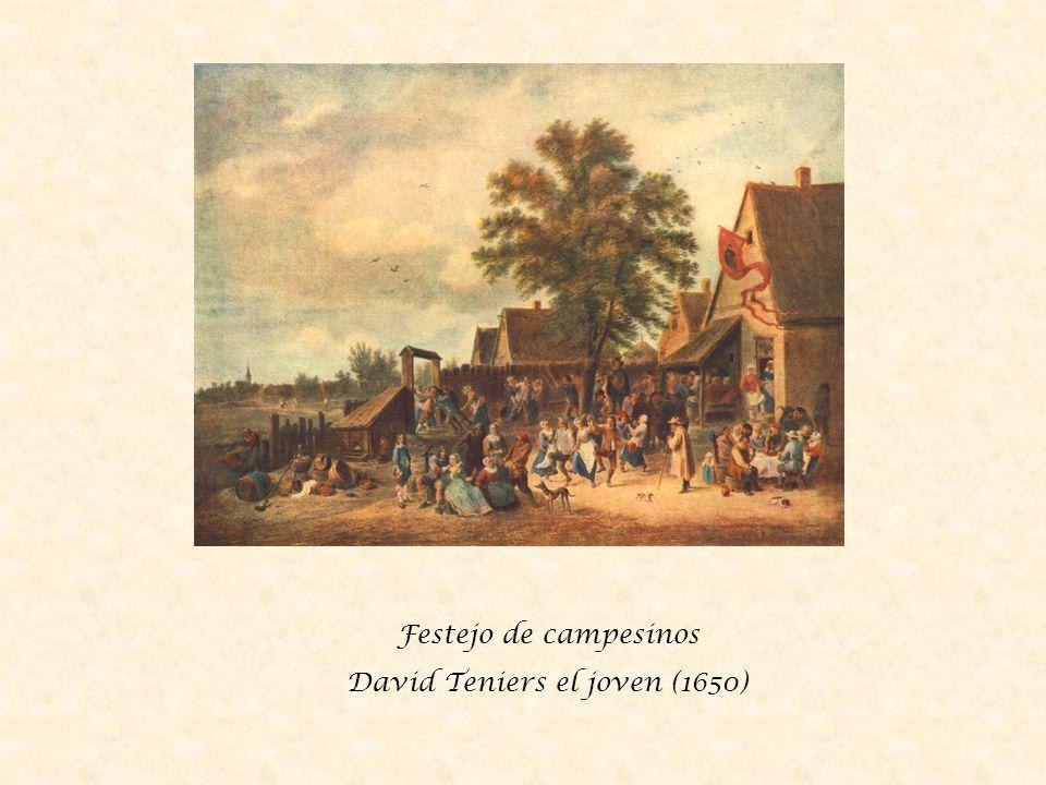 David Teniers el joven (1650)