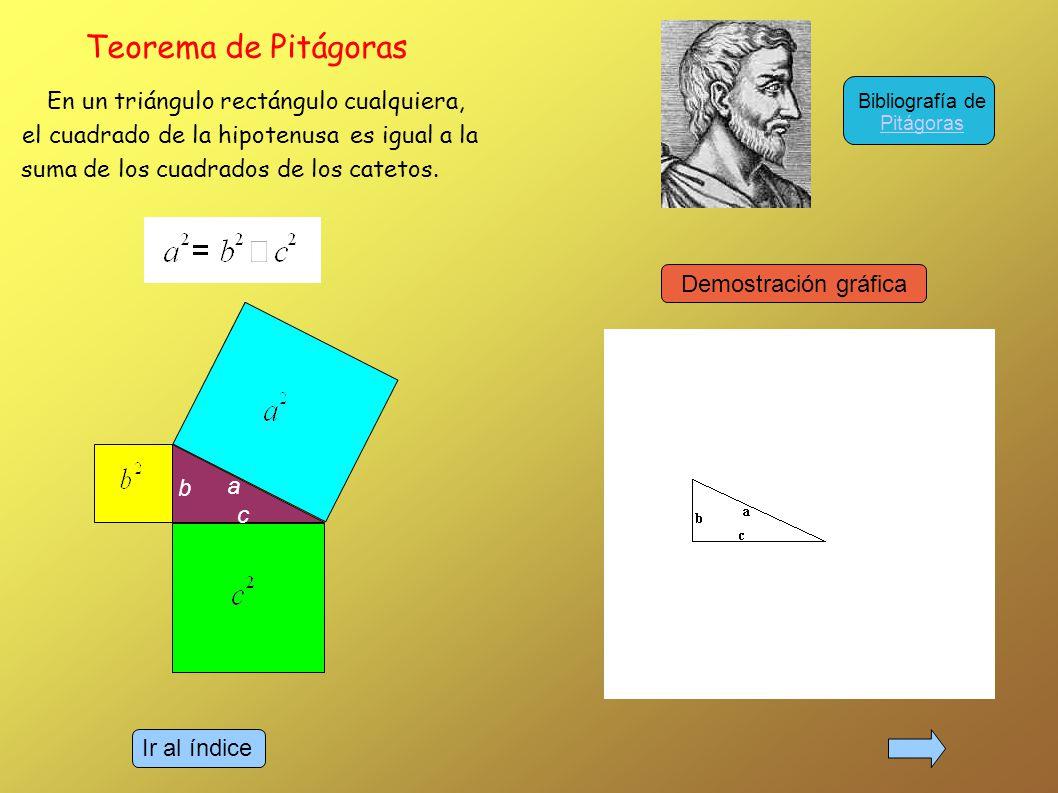 Bibliografía de Pitágoras