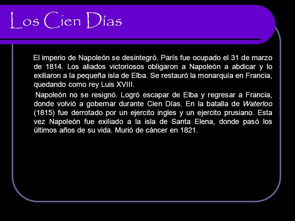 Los Cien Días