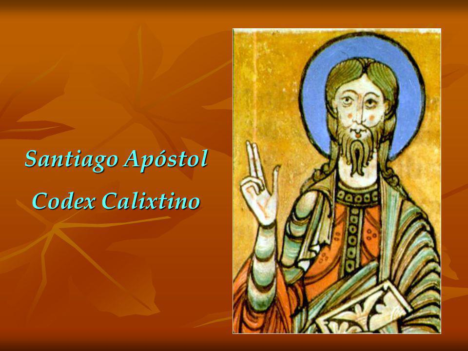 Santiago Apóstol Codex Calixtino