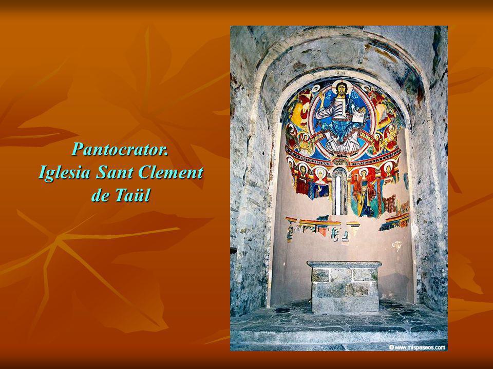 Iglesia Sant Clement de Taül
