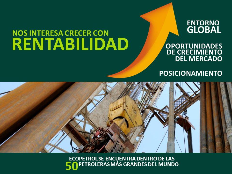 RENTABILIDAD 50 GLOBAL NOS INTERESA CRECER CON ENTORNO OPORTUNIDADES