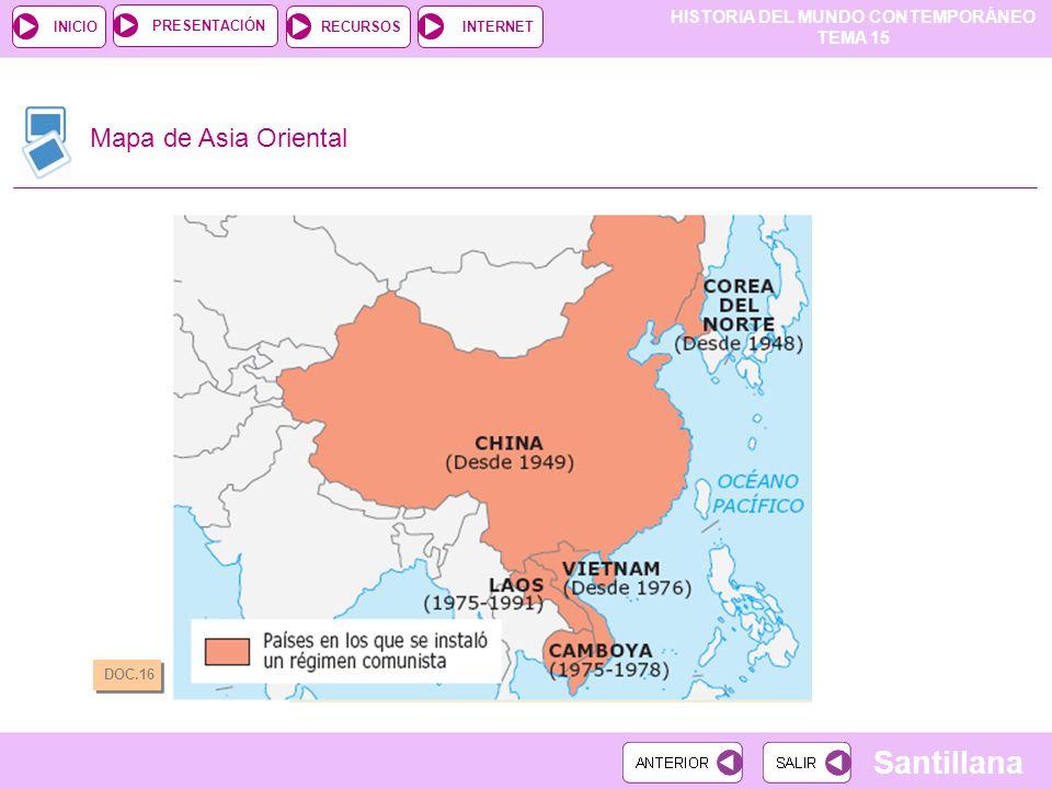 Mapa de Asia Oriental DOC.16