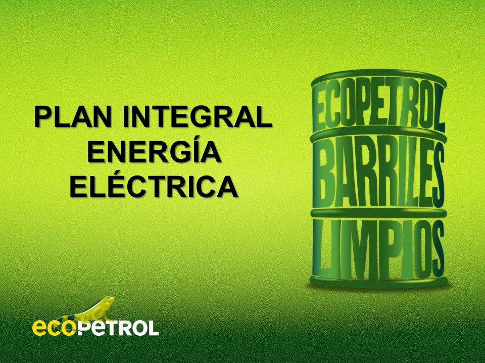 PLAN INTEGRAL ENERGÍA ELÉCTRICA