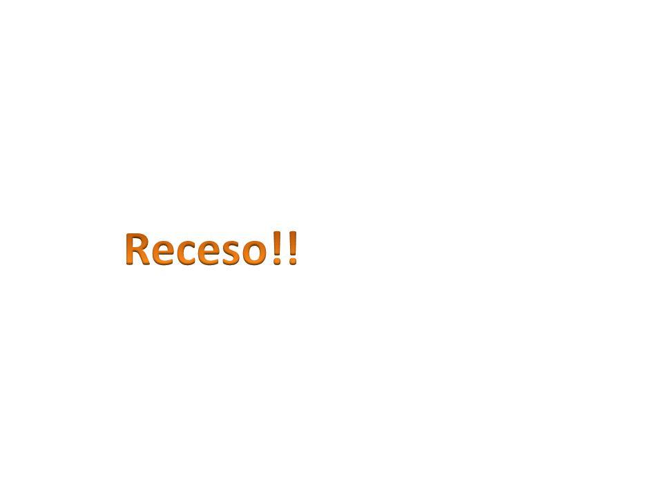 Receso!!