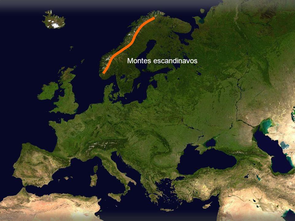 Montes escandinavos