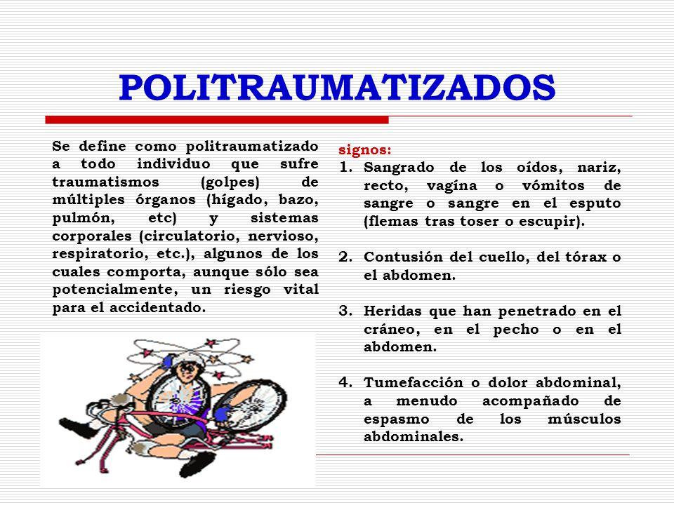 POLITRAUMATIZADOS