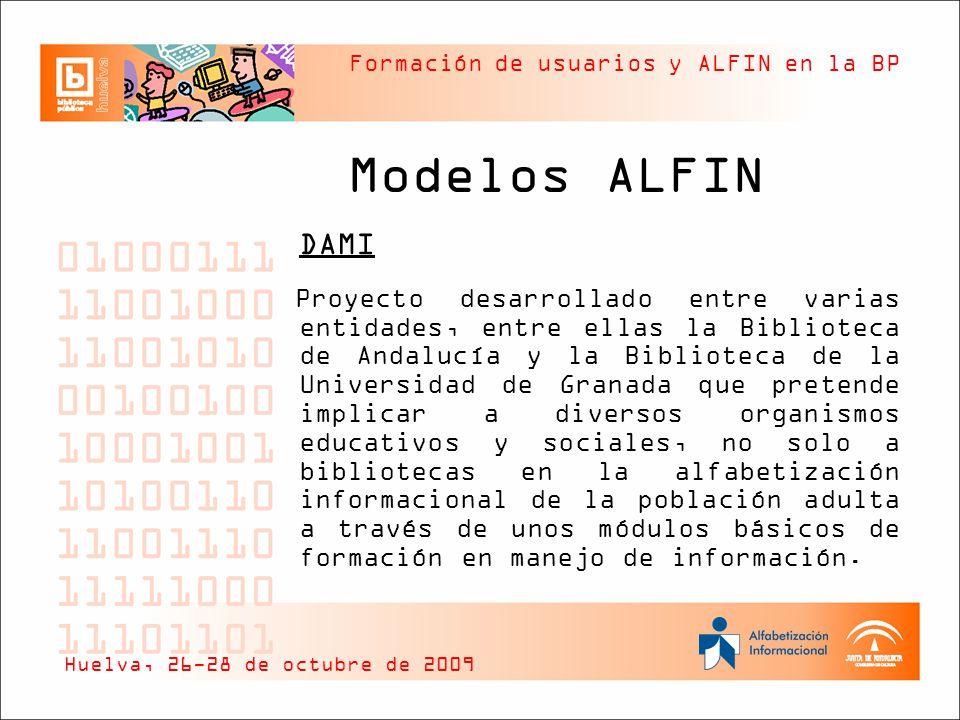 Modelos ALFIN DAMI.