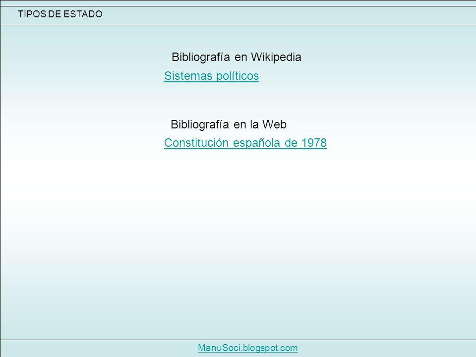 Bibliografía en Wikipedia