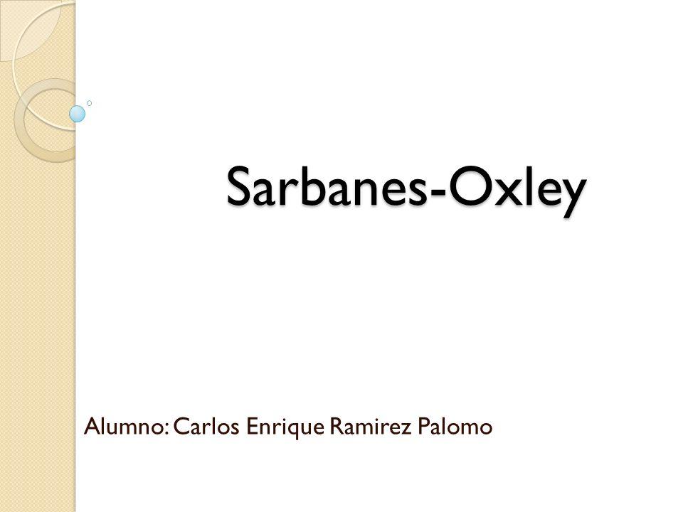 Alumno: Carlos Enrique Ramirez Palomo