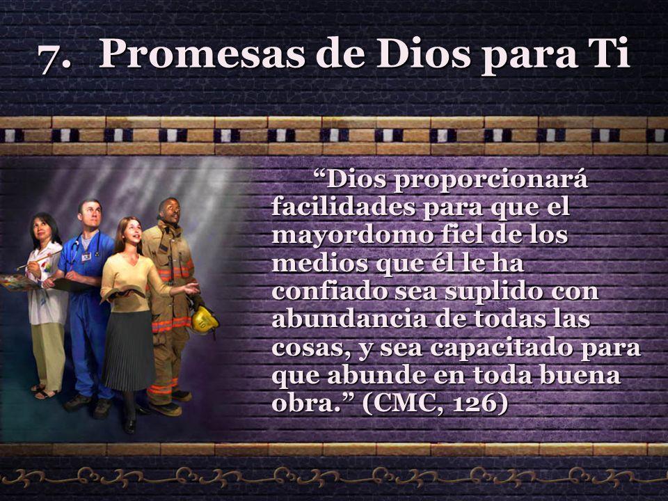 Promesas de Dios para Ti