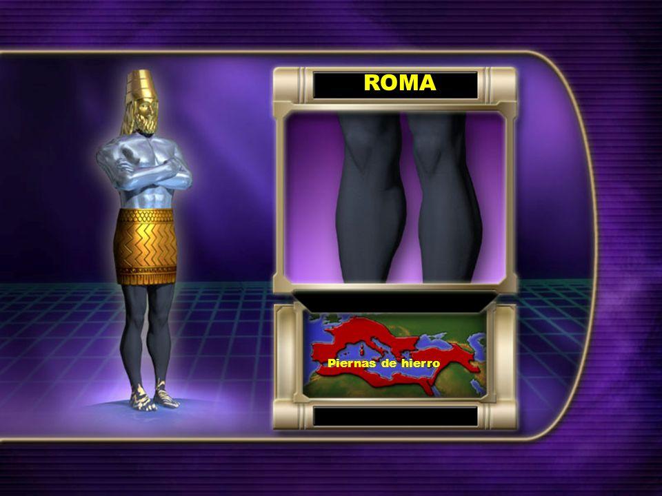 ROMA Piernas de hierro