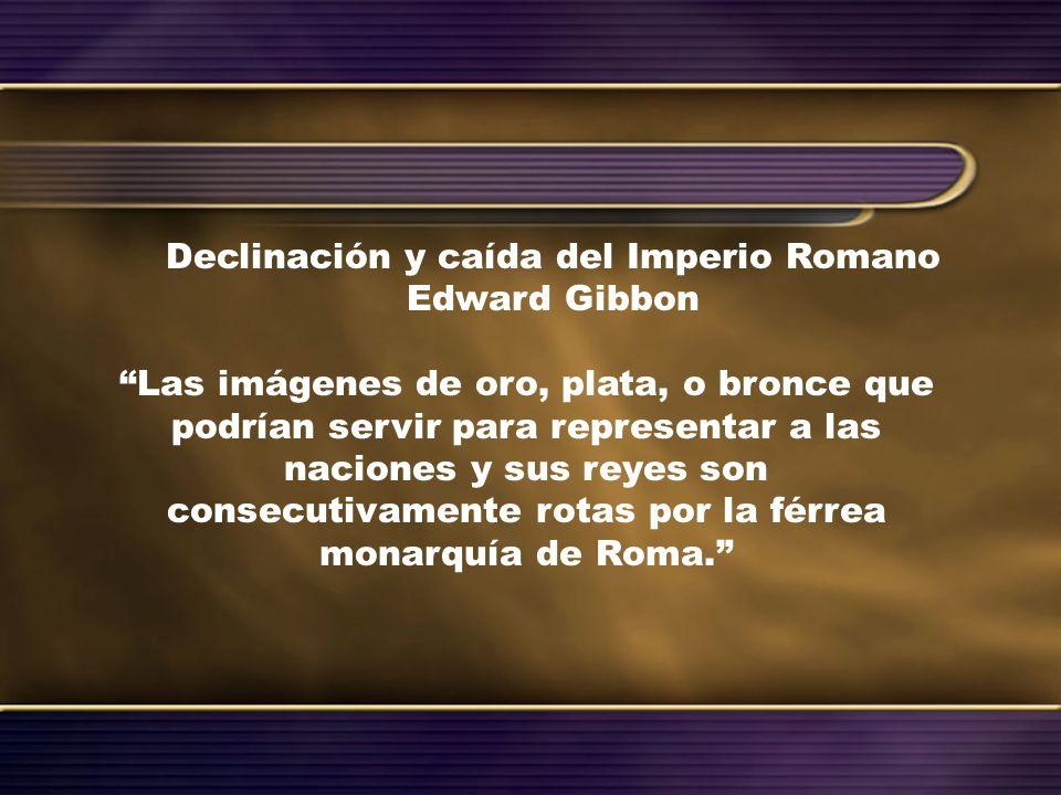 Declinación y caída del Imperio Romano