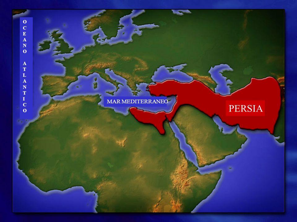 O C E A N T L I MAR MEDITERRANEO PERSIA