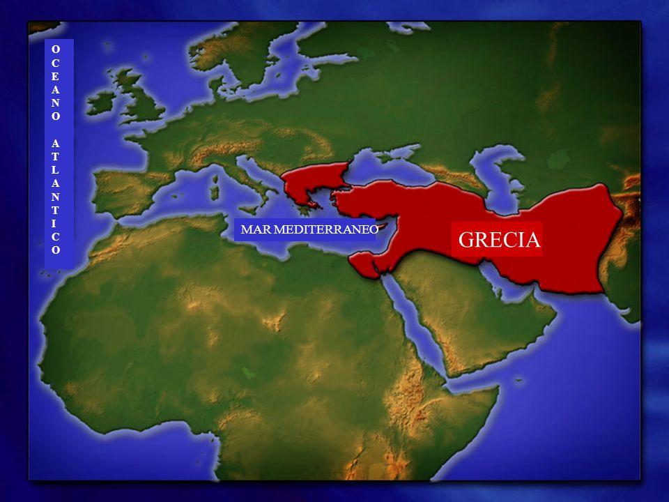O C E A N T L I MAR MEDITERRANEO GRECIA