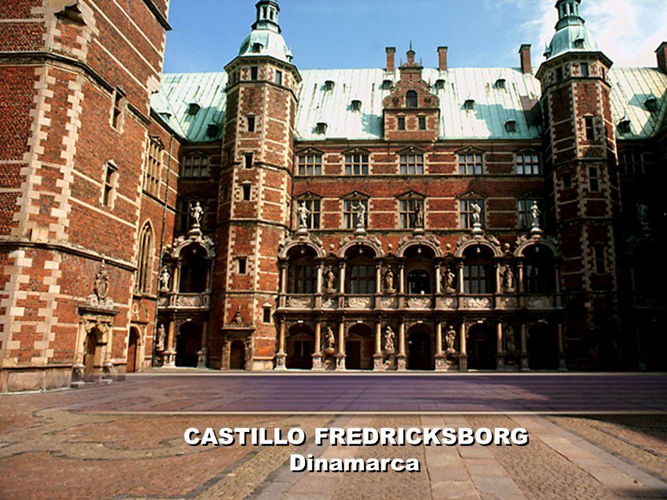 CASTILLO FREDRICKSBORG