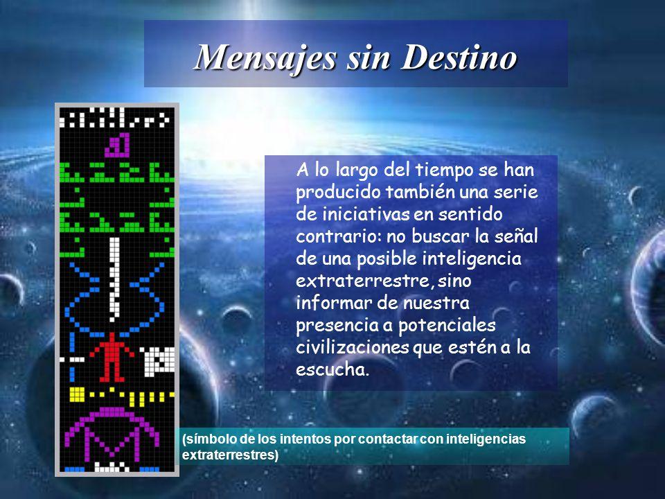 Mensajes sin Destino