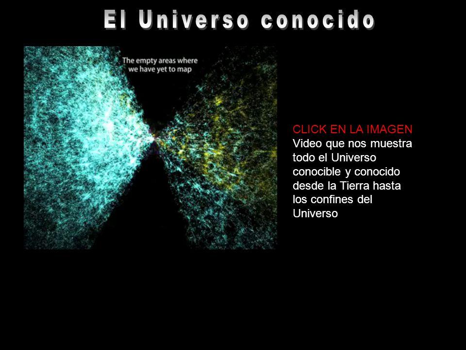 El Universo conocido CLICK EN LA IMAGEN