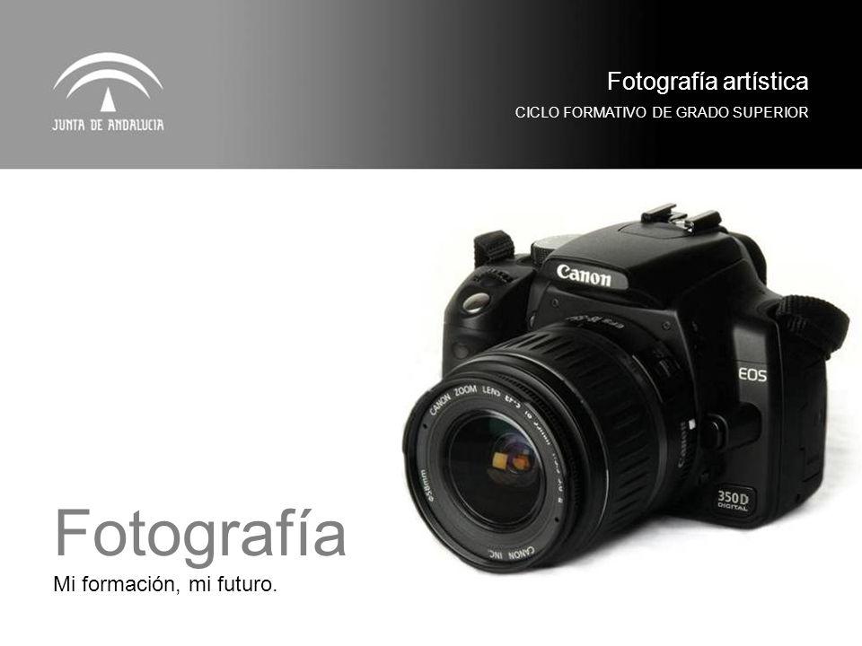 Fotografía Fotografía artística Mi formación, mi futuro.