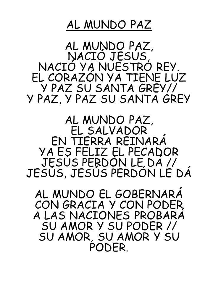 JESÚS, JESÚS PERDÓN LE DÁ AL MUNDO EL GOBERNARÁ CON GRACIA Y CON PODER