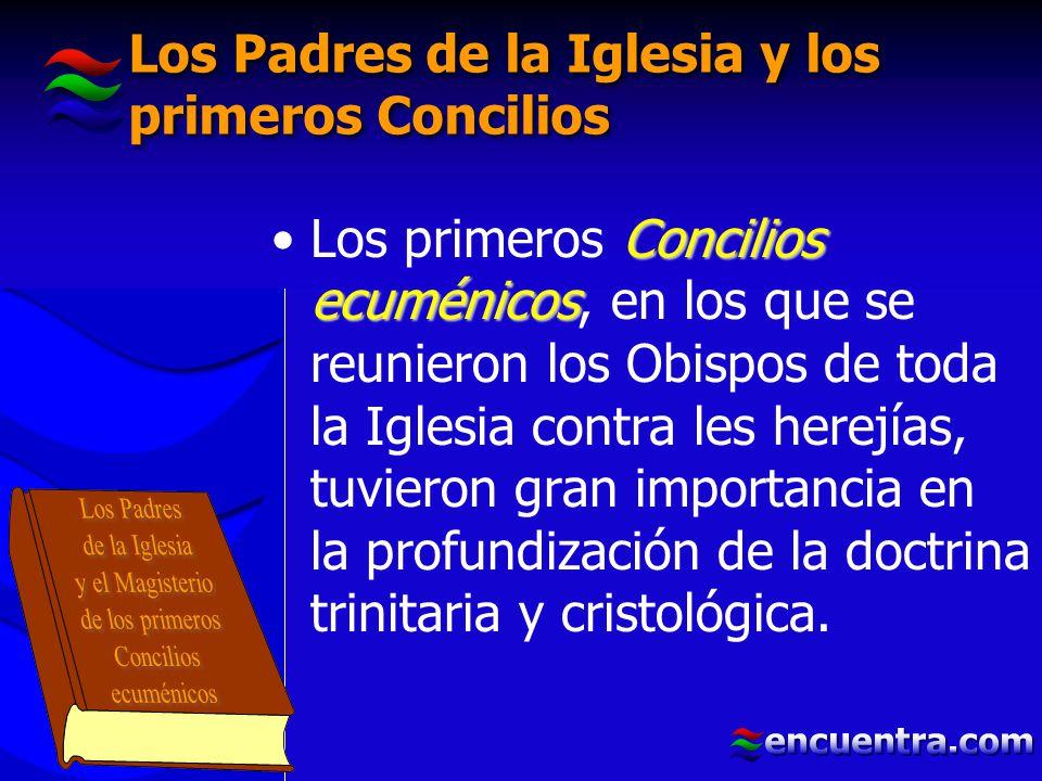 Los Padres de la Iglesia y los primeros Concilios