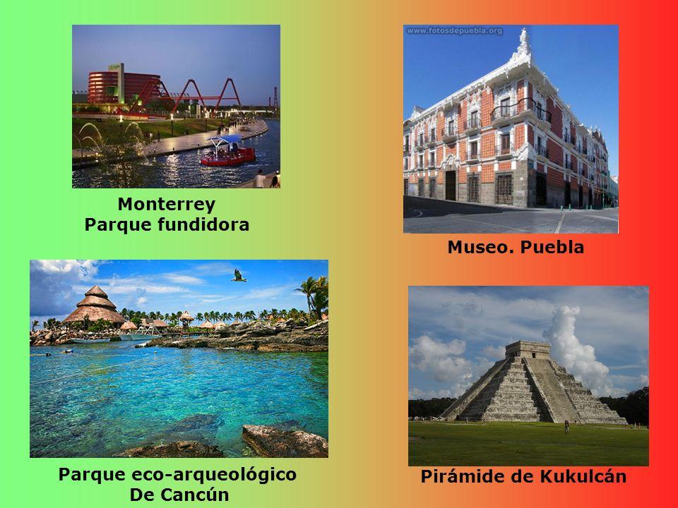 Monterrey Parque fundidora Parque eco-arqueológico