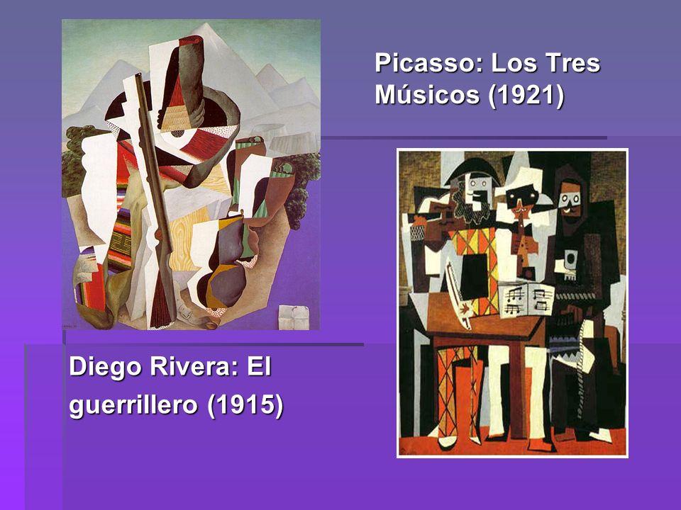 Picasso: Los Tres Músicos (1921)