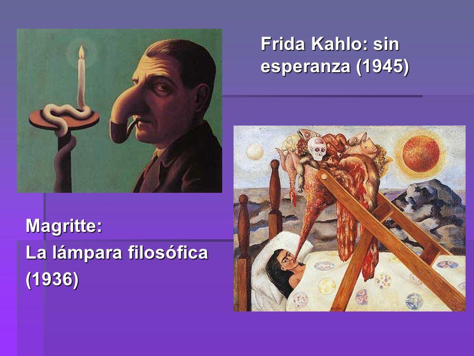 Frida Kahlo: sin esperanza (1945)
