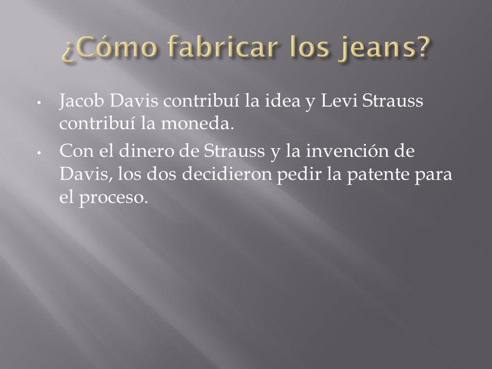 ¿Cómo fabricar los jeans